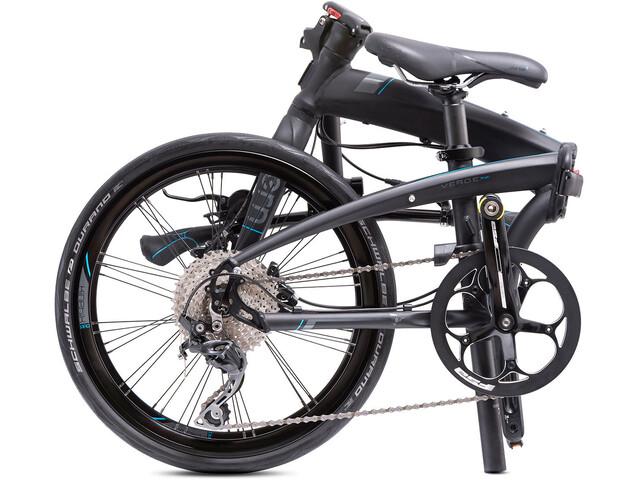 tern Verge P10 Foldecykel grå (2019) | Foldecykler